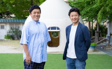 家は「日常」、避難所は「非日常」、なんてない。 - 北川啓介(左)・小池克典(右)